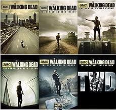 The Walking Dead Seasons One through Six - 26 Disk Set