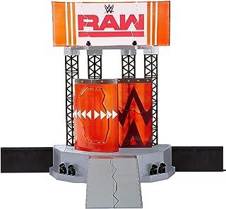 WWE RAW Wrekkin' Entrance Stage GNB54, Multicolour