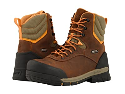 Bogs Bed Rock 8 Insulated Composite Toe (Brown Multi) Men