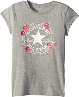 Chuck Patch Roses Tee (Big Kids)