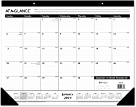 Best calendar desk pads 2019 Reviews