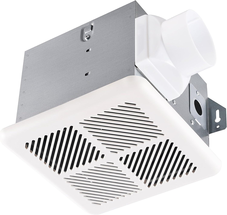 Amazon.com Tech Drive Very Quiet 22020 CFM, 220.20 Sone Bathroom ...