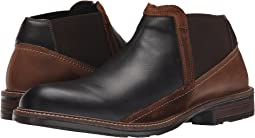 French Roast Leather/Saddle Brown Leather/Seal Brown Suede