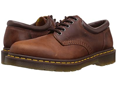 Dr. Martens 8053 (Tan Harvest) Lace up casual Shoes