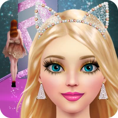 Supermodel Makeover - Spa, Makeup and Dress Up Game for Girls from Peachy Games LLC