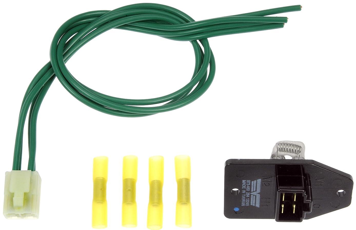 Dorman 973-460 Blower Motor Resistor Kit