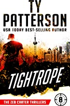 Tightrope: A Covert-Ops Suspense Action Novel (Zeb Carter Thrillers Book 8)