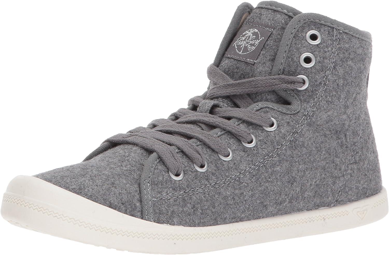 Roxy Womens Rizzo Ii Mid Top shoes Fashion Sneaker