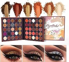 EYESEEK Eyeshadow Palette Matte 50 Colors High Pigmented Metallic And Shimmer Makeup Eyeshadow palette Easy To Blend Natur...