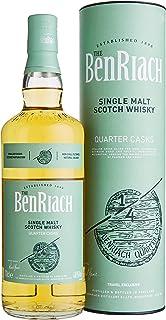 The BenRiach QUARTER CASKS Single Malt Scotch Whisky mit Geschenkverpackung 1 x 0.7 l
