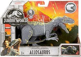Fallen Kingdom Jurassic World Allosaurus Dinosaur Posable Figure 6