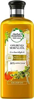 Herbal Essences, PURE renew, shampoo, con olio di moringa dorato, dona morbidezza