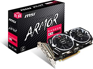 MSI 微星 Radeon RX 570 ARMOR 8G 显卡 VD6851Radeon RX 570 ARMOR 8G