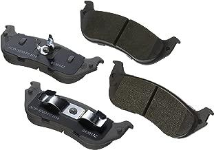 ACDelco 14D881CH Advantage Ceramic Rear Disc Brake Pad Set