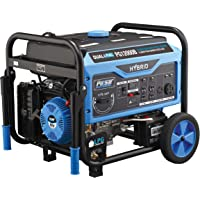 Pulsar 12000W Dual Fuel Portable Generator with Electric Start, CARB Approved