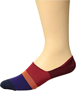 Paul Smith - Dill Stripe No Show Sock
