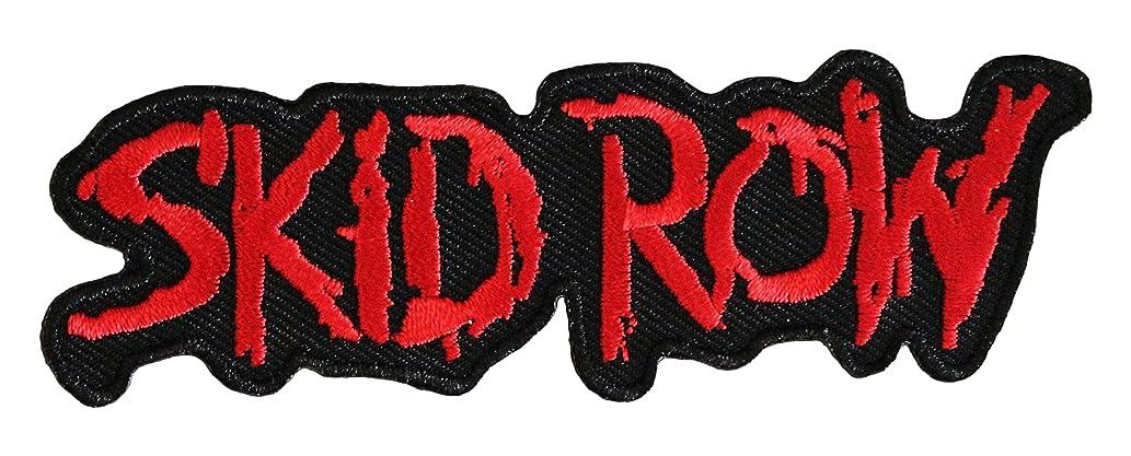 Application Skid Row Logo Patch