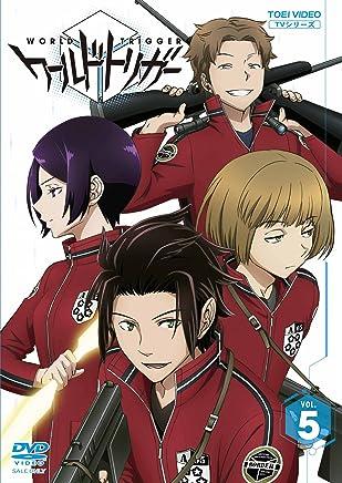 ワールドトリガー VOL.5 [DVD]