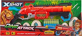 X-Shot-Dino Attack-Eliminator(2Medium Egg,4Small Egg,24Darts)