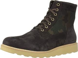 Cole Haan Men's Nantucket Rugged Plain Boot Fashion