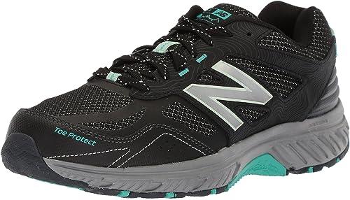 New Balance - Chaussures Chaussures Cushioning WT510 Femmes, 38 EUR - Width B, noir Outerspace  se hâta de voir