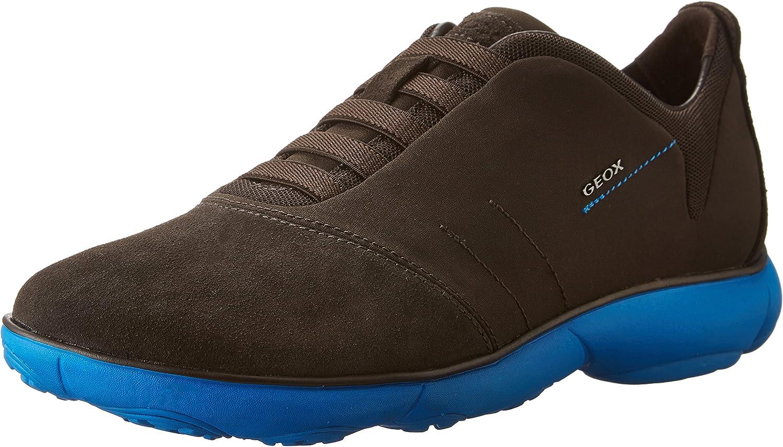 Geox Men U Nebula F Low-Top Sneakers