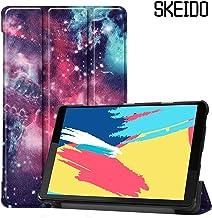 SKEIDO For Lenovo TAB M8 FHD TB-8705F TB-8705N Tablet case for Lenovo Tab M8 HD 8505F TB-8505X Case Smart PU Leather Flip Cover -Purple