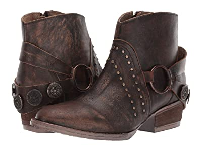 Corral Boots Q0132 (Chocolate) Women