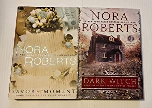 2 Books! 1) Savor the Moment: Book 3 in the Brie Quartet 2) Dark Witch: Book 1 of the Cousins O'Dwyer Trilogy
