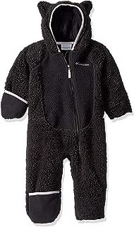 Infant Foxy Baby Sherpa Bunting, Sherpa Pile Sleeper