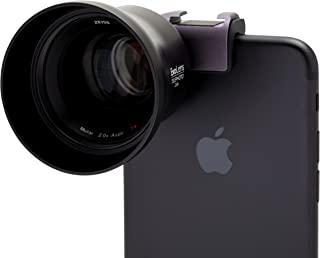 ExoLens Pro with Optics by ZEISS (Mutar 2.0x Asph T Telephoto Lens for iPhone 7, 6s, 6s Plus, 6, 6 Plus