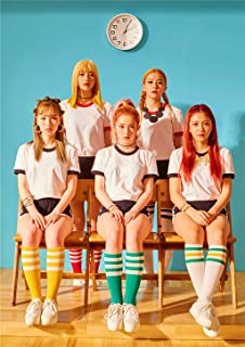 Fanstown Kpop RED Velvet Poster Russian Roulette 16.5 x 11.7 inch A3 Size Thicken Coated Paper (D02)
