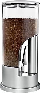 Zevro KCH-06077 Indispensable Coffee Dispenser, Silver - 1/2 Pound