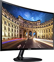 Samsung LC24F390FHNXZA 24-inch Curved LED Gaming Monitor...