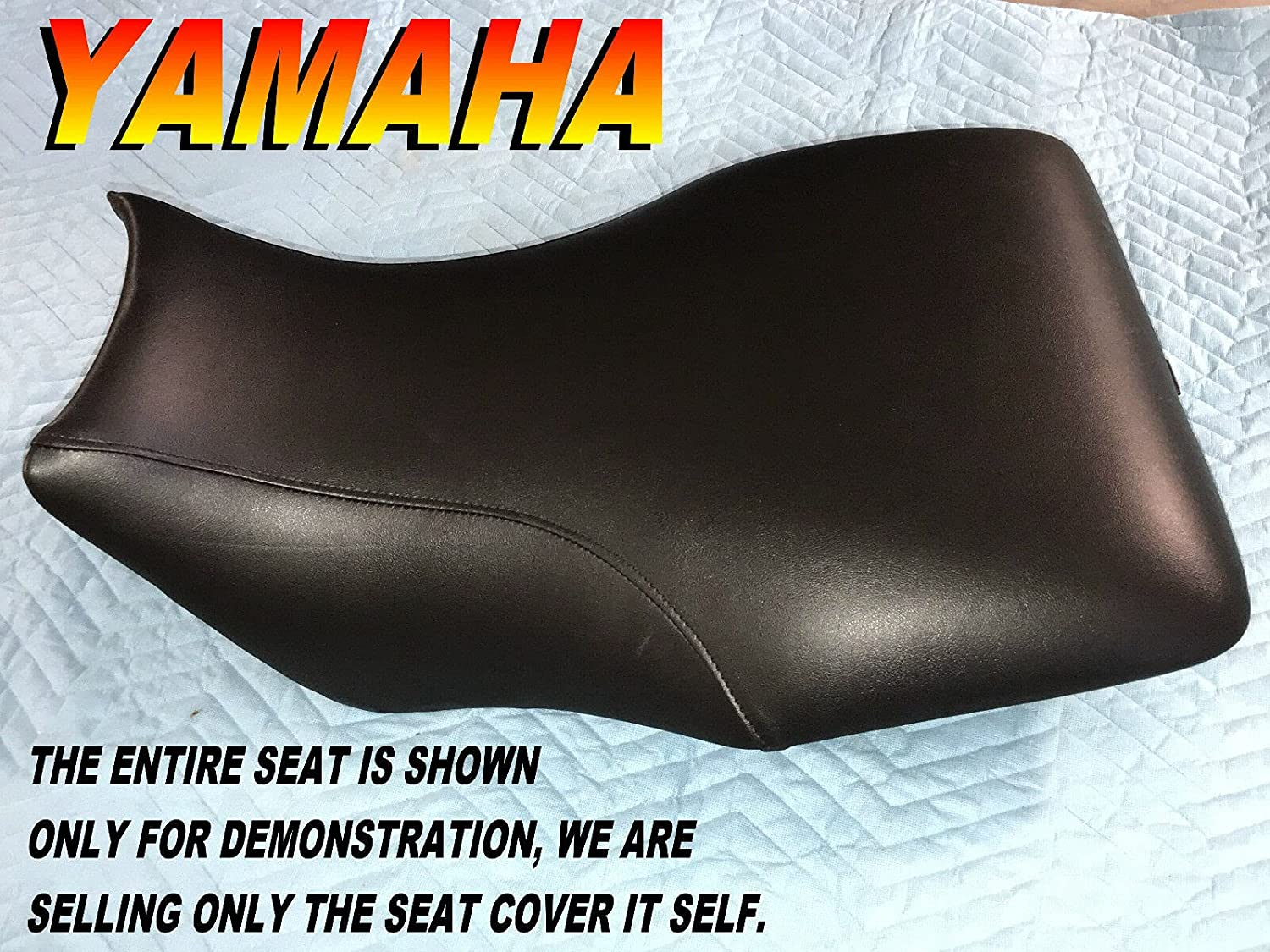 New Replacement seat cover fits Max 76% OFF 2002-08 Grizzly 660 Sacramento Mall YMF66 Yamaha
