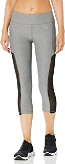 X by Gottex Women's Color Block Capri with Powermesh and Side Pocket