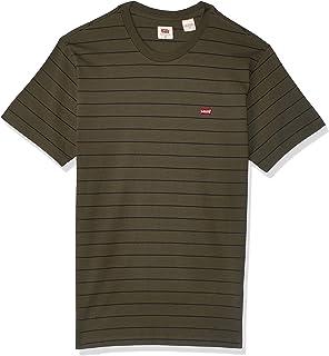 Levi's Men's The Original Crew Neck Short Sleeve T-Shirt, Multicolour (Multi-color), Medium