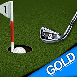 Mini-Putt Crazy Tournament : The fast infinite green grass play game - Gold Edition
