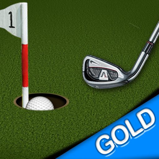 mini-putt torneo loca: el infinito juego de juego de hierba verde rápido - gold edition