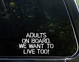 Adults on Board We Want To Live Too - 6