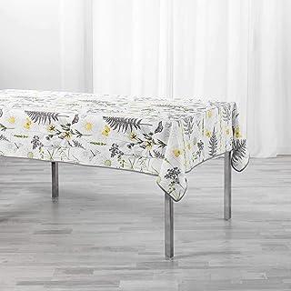 Douceur d'Intérieur Floraison Linge DE Table, Multicolore, 150 x 240 CM