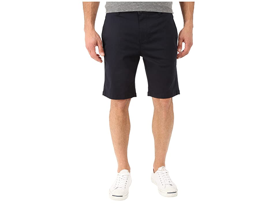 Image of 34 Heritage Nevada Twill in Navy 9.5 Inseam (Navy) Men's Shorts