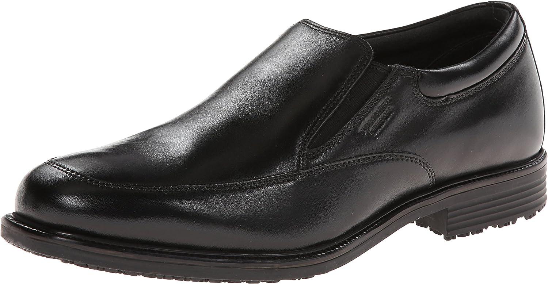 Rockport Mans vattentäta bly Pack Pack Pack Slip -on Loafer  unik form