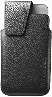 blackberry leather swivel holster z10