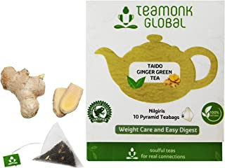 weight loss tea by Teamonk Global