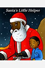 Santa's Little Helper: Christmas Bedtime Stories for Kids Kindle Edition