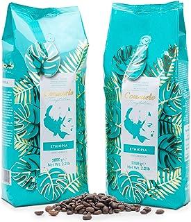 Kaffee in ganzen Bohnen, Consuelo Ethiopia - 2 x 1 kg