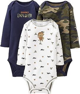 Carter's Baby Boys' Multi-pk Bodysuits