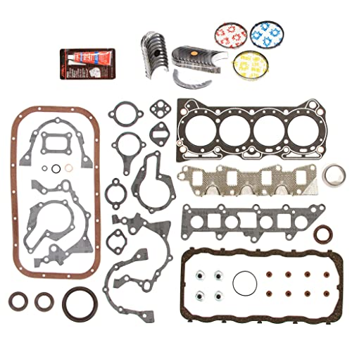 Evergreen Engine Rering Kit FSBRR8000EVE\0\0\0 Fits 86-95 Suzuki