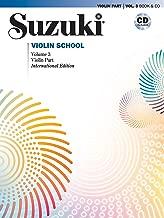 Best suzuki book 3 violin with cd Reviews